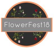 flower fest 18 logo